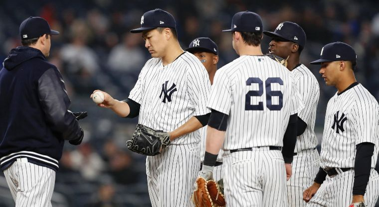 Los Yankees agregan profundidad a su pitcheo