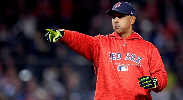 Red Sox barren a los Yankees